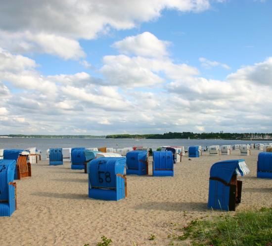Falckensteiner Strand - Ferienwohnung-Kiel-Wik